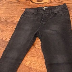 Lucky Black 1 Authentic Skinny Jeans